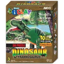 Kit Plastilina iClay Amos Dinosaur T-Rex