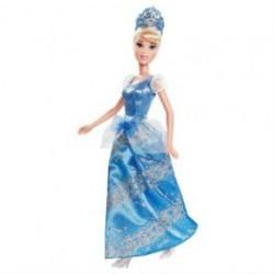 Papusa Printesa Disney Sclipitoare Cenusareasa Mattel