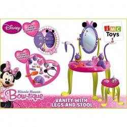 Set Frumusete cu oglinda si scaunel Minnie Mouse IMC