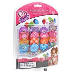 charming button jewellery