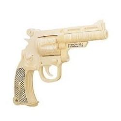 Puzzle 3D din lemn pistol