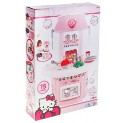 Bucatarie Hello Kitty Ecoiffier 1704