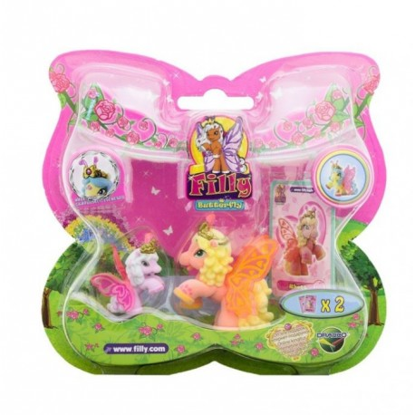 Set 2 ponei Filly - Mama si Bebe - diverse sortimente