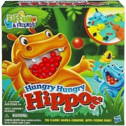 Joc Hungry Hungry Hippos - HASBRO