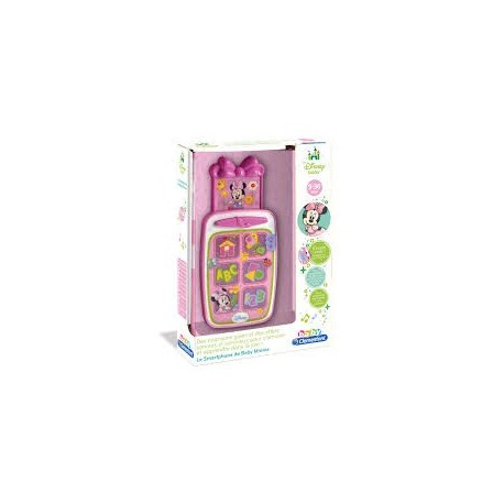 Jucarie Smartphone Minnie Mouse - Clementoni