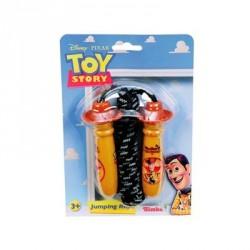 Coarda  de sarit cu maner Toy Story  Producator: Simba Toys