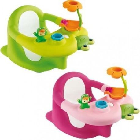 Scaun baie pentru bebelusi Smoby Cotoons  6 M +