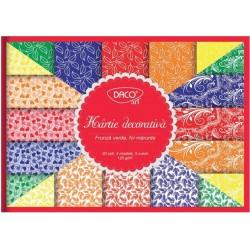 Set 10 cartoane colorate