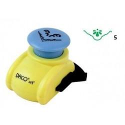 Perforator colt 2,5 cm Daco Art PFC025/5