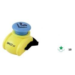 Perforator colt 2,5 cm Daco Art PFC025/10