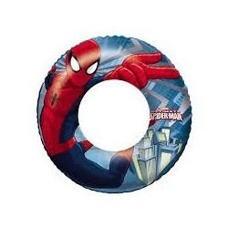 Colac de inot cu Spiderman