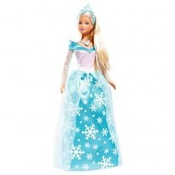 Papusa Steffi Love Ice Princess Simba Toys