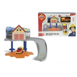 Mini Play Set Pompierul Sam Dickie Toys