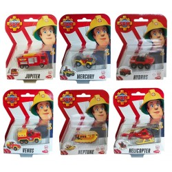 Vehicul Pompierul Sam Dickie Toys - diverse modele