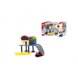Mini Play Set Ocean Rescue Centre Pompierul Sam Dickie Toys