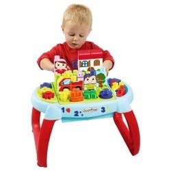 Joc Cuburi cu Masuta Ecoffier 7764