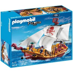 Barca piratilor Playmobil Pirates PM5618