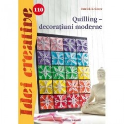 Quilling - Decoratiuni Moderne Idei Creative 110