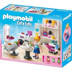 Playmobil Salon De Infrumusetare (PM5487)