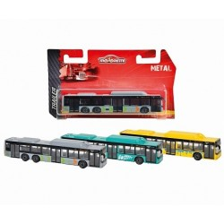 Autobus MAN City Bus C de 13 cm cu roti libere free-wheel