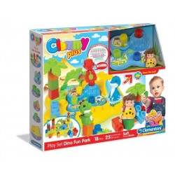 Clemmy - Set de joaca Parcul Dinozaurilor