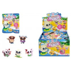 YooHoo & Friends Beach figurine in pachet surpriza