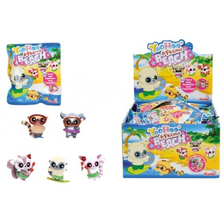 YooHoo & Friends Beach figurine in pachet surpriza Simba Toys