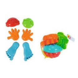 Set Forme Nisip Simba Toys