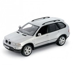 Macheta Push And Go BMW X5 - Welly 1:36