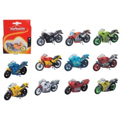Motocicleta Dream Cross Run - Majorette