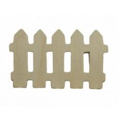 Accesorii craft lemn - Gard set 4 buc