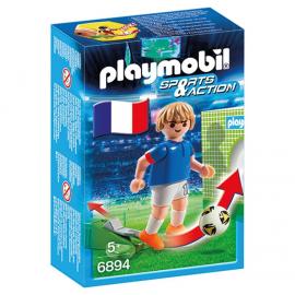 Set Playmobil Fotbalist Francez PM6894