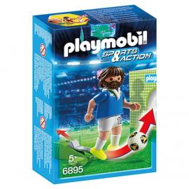 Set Playmobil Fotbalist Italian PM6895
