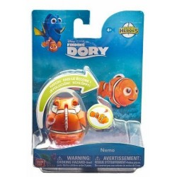 Figurina Finding Dory Hatch'n Heroes - Nemo