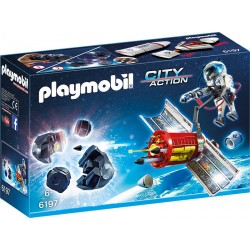 Playmobil City Action - Distrugatorul de meteoriti PM6197