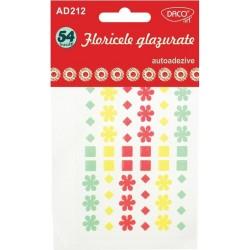 Floricele glazurate -  DACO Art AD212