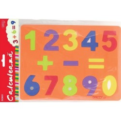Set didactic - SD001 Calculeaza DACO