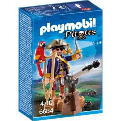 Capitanul piratilor Playmobil  PM6684