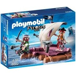 Pluta piratilor  Playmobil PM6682