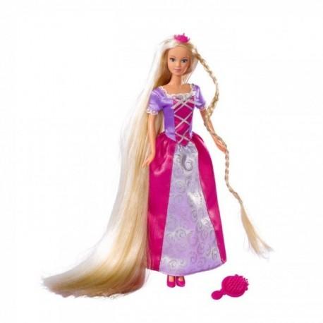 Papusa Rapunzel Growing Hair