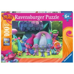 PUZZLE TROLLS, 100 PIESE