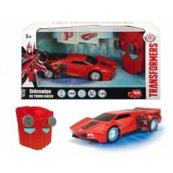 Transformers Masina cu telecomanda Turbo Racer Sideswipe