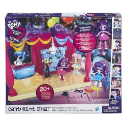 Set de Joaca My little pony Equestria Girls Minis School