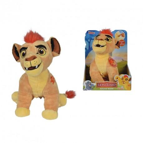 Jucarie de plus KIon de 35 cm cu sunet si lumini Simba Toys