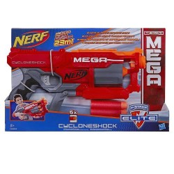 Blaster Nerf N-Strike Elite Mega Cyclone Shock