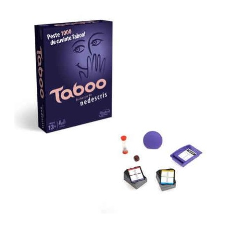 Joc de Societate Taboo