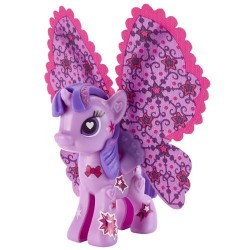 Hasbro - My Little Pony Pop cu Aripi Twilight Sparkle