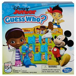 Joc Guess Who Junior  Hasbro