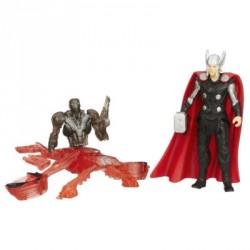 Mini Figurine Avengers - Thor vs Sub Ultron 005