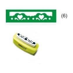 Perforator bordura PFB100/6 Daco Art